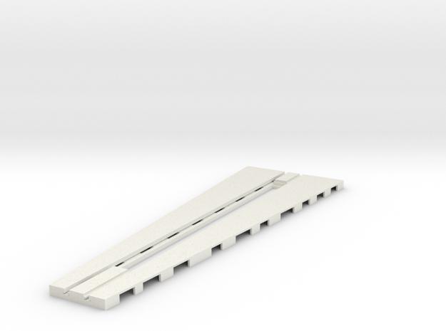 z-160-roundhouse-10-deg-base-track-1 in White Natural Versatile Plastic