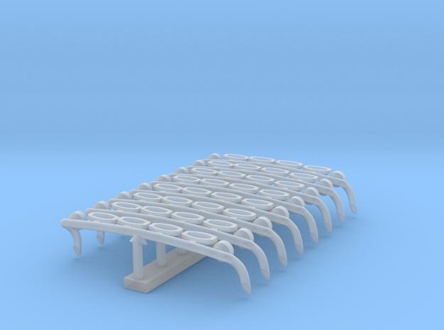 1/87 LB/Dssc/4o/HoBrFl/RKL in Smoothest Fine Detail Plastic