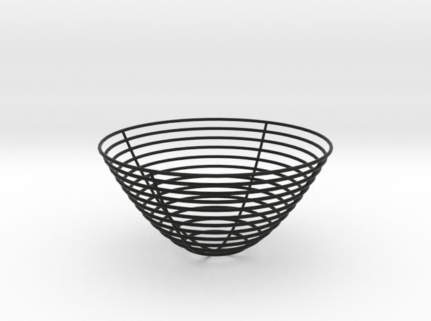 ParaboloidLevelCurves 3d printed