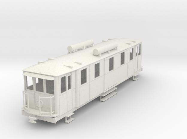 c-43-camargue-electric-automoteur in White Natural Versatile Plastic