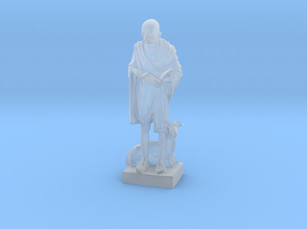 Gandhi by Vatteroni in Smooth Fine Detail Plastic: Medium