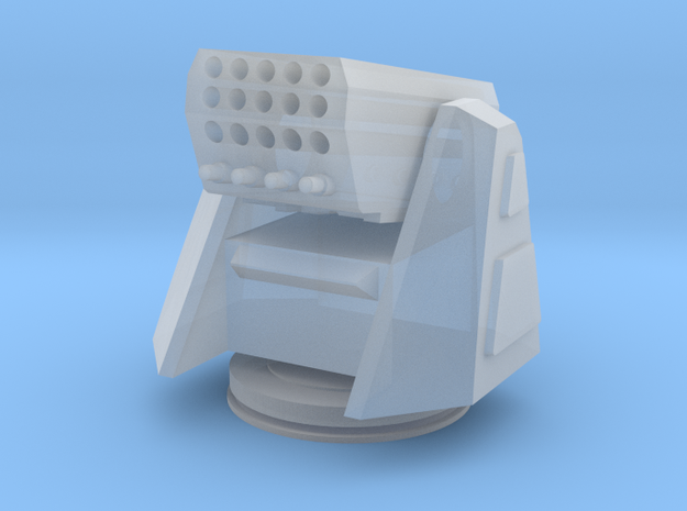 1/72 SCLAR-H in Smooth Fine Detail Plastic
