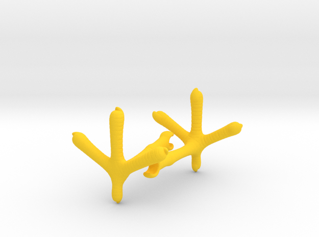 Little Feet - Eggcup (Legs) 3d printed