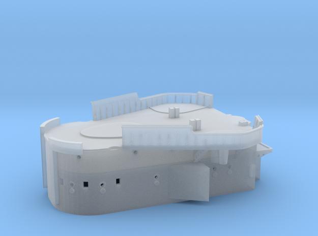 1/600 DKM Lützow Superstructure 1