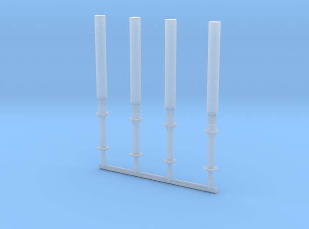 CREW Duke antenna - 1/72 scale in Smooth Fine Detail Plastic