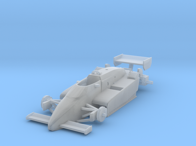 Lola T800 1:43 scale in Smooth Fine Detail Plastic
