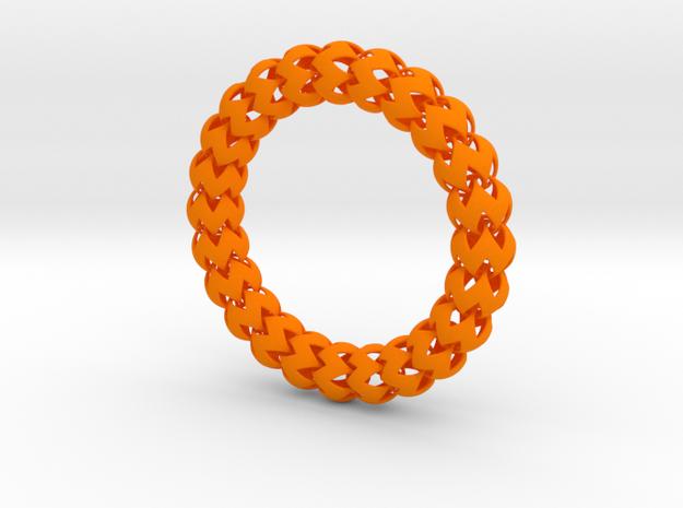 Flower Sphere Bracelet 3d printed