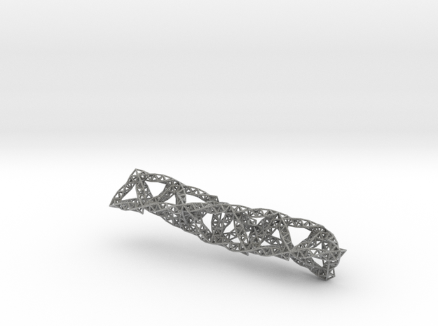 Tetrahedral Fractal Truss 3d printed
