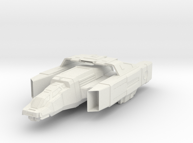 ASD-52 in White Natural Versatile Plastic