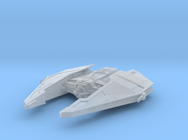 Sith Fury-class Imperial Interceptor - Alternative in Smooth Fine Detail Plastic