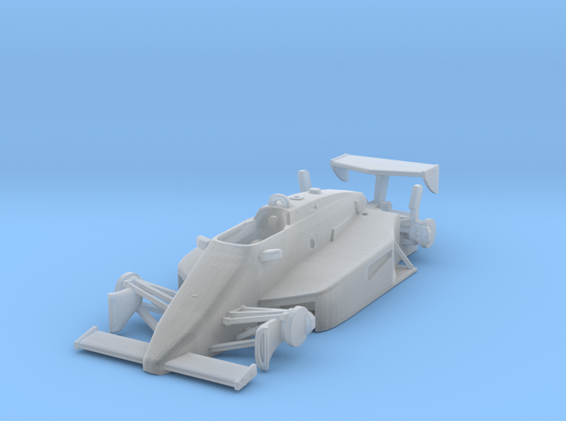 1985 Lola T900 1:43 scale in Smooth Fine Detail Plastic