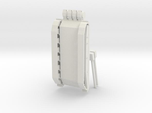 T-64 ANTI-AIR in White Natural Versatile Plastic
