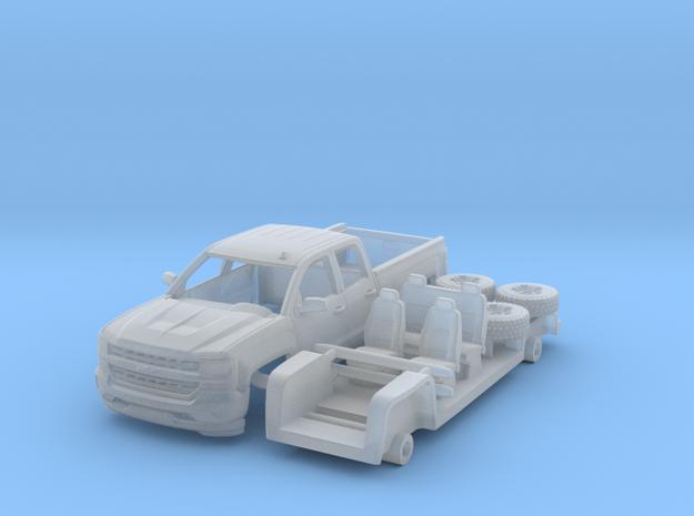 Chevy Silverado 1-87 HO Scale