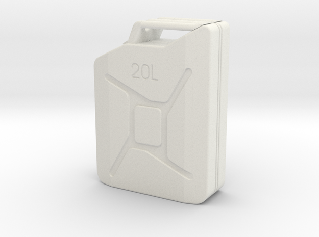 Jerry can body 1 to 12