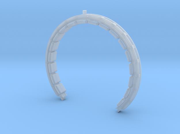 DeAgo Falcon Corridor Ring in Smooth Fine Detail Plastic
