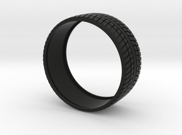Tire For  Mini Vossen 45mm in Black Natural Versatile Plastic
