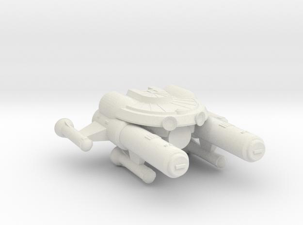 3125 Scale Seltorian Survey Cruiser (SR) MGL in White Natural Versatile Plastic