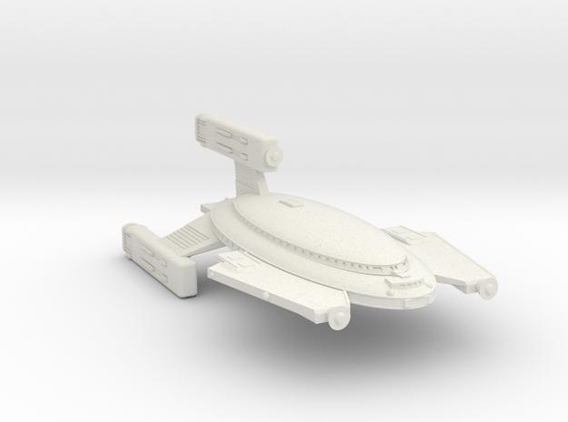 3125 Scale Vudar War Destroyer Scout (DWS) MGL in White Natural Versatile Plastic