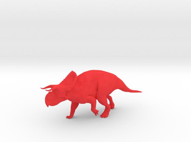 Nasutoceratops 1:40 scale model 3d printed