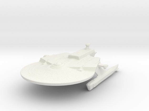 Soyuz Class in White Natural Versatile Plastic