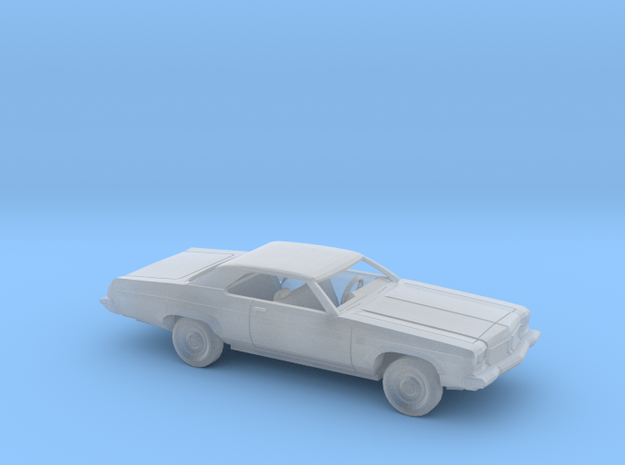 1/87 1973 Oldsmobile Delta 88 Coupe Kit in Smooth Fine Detail Plastic