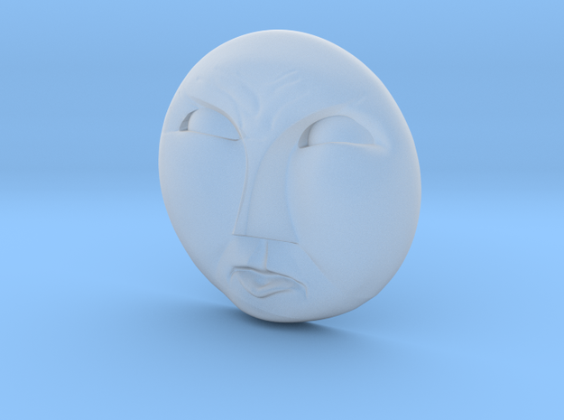Gordon Face #13 [H0/00] in Smooth Fine Detail Plastic