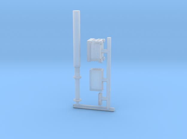 CREW Duke set - 1/72 scale in Smooth Fine Detail Plastic
