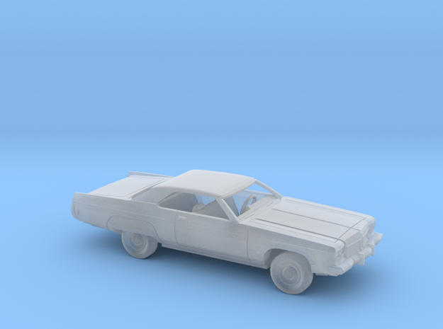 1/87 1973 Oldsmobile  98 Coupe Kit in Smooth Fine Detail Plastic
