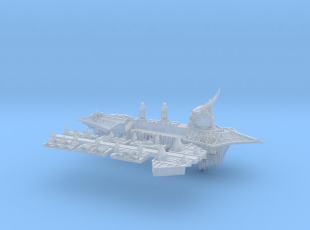 Khorne_2_cruiser in Smooth Fine Detail Plastic