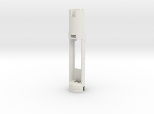 Custom request - KRS Flagship Proffie in White Natural Versatile Plastic