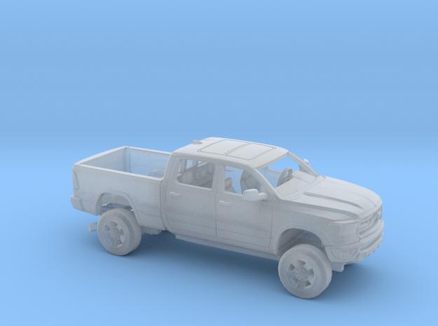 1/87 2019 Dodge Ram 1500 Reg Bed in Smooth Fine Detail Plastic