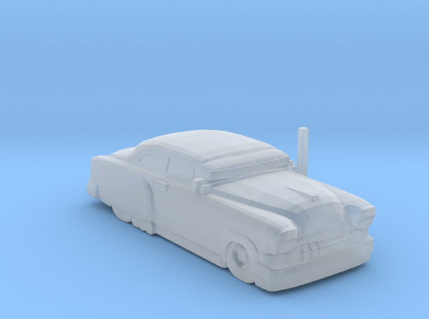 Chevrolet 1969  1:144 scale in Smooth Fine Detail Plastic