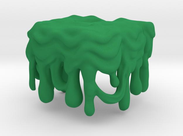 Slimer Bash Assembly V2 no bubbles in Green Processed Versatile Plastic