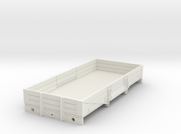 GWR_O35_Medfit_7mm_17_for_PD_chassis in White Natural Versatile Plastic