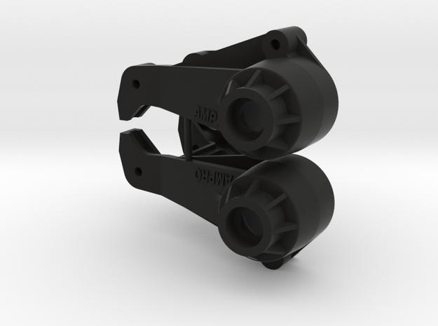 056012-01 Tamiya Falcon Rear Arms in Black Natural Versatile Plastic