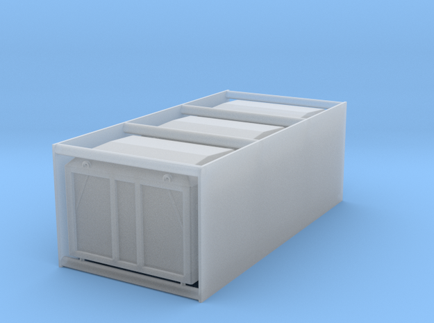 Ekrt Baujahr 64 3fach in Smooth Fine Detail Plastic