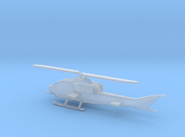 1/300 Scale AH-1W Cobra in Smooth Fine Detail Plastic
