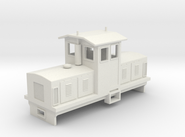 "HOn30 Centrecab Locomotive 2 (""Joanna"")"