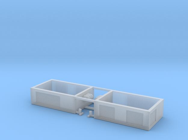 SPMT Hydraulikmodul 10Grad 2erSet - 1:160 N in Smooth Fine Detail Plastic