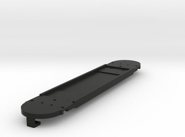 EFiab liitevaunun runko in Black Natural Versatile Plastic