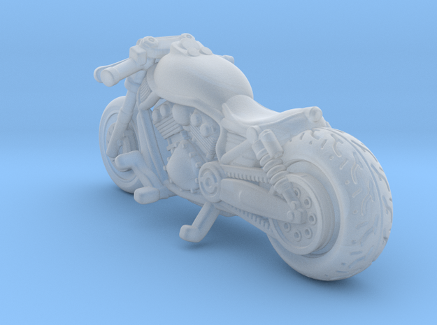 Harley Davidson V-Rod Bobber 1:120 TT in Smooth Fine Detail Plastic