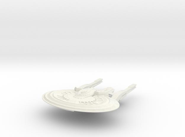 Iuvart Class HvyCruiser 3d printed