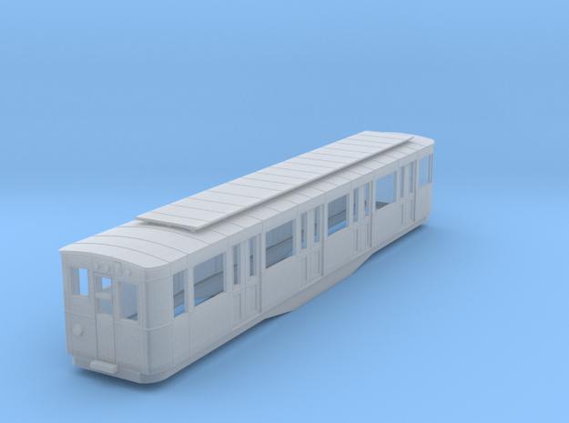 0-160f-paris-metro-1935-thomson-sprague-motrice-M4 in Smooth Fine Detail Plastic