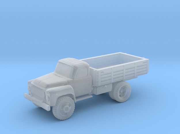 gaz 53 ссср_fixed in Smoothest Fine Detail Plastic: 1:160 - N
