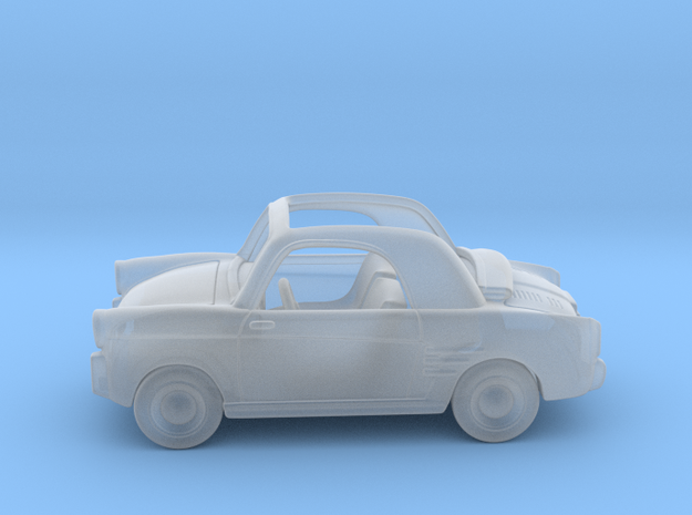 Autobianchi Transformable 1:160 N in Smooth Fine Detail Plastic