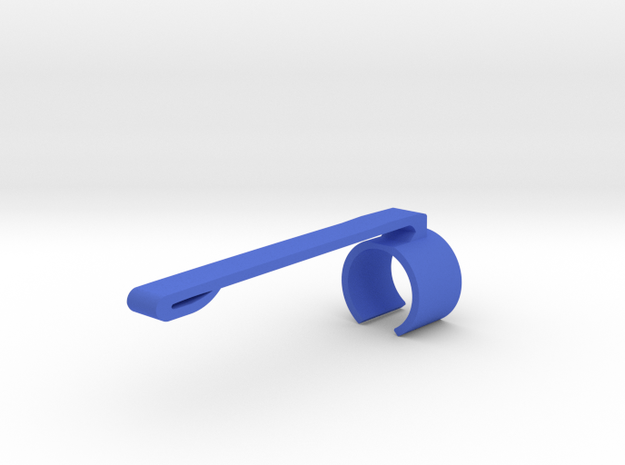 JotClip (for Jot Touch 4 Stylus from Adonit) 3d printed Blue Strong & Flexible