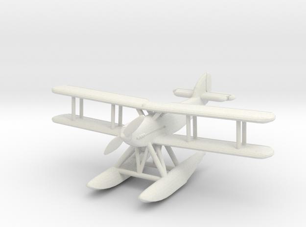 Fairey IIIF MarkIII 1/200 in White Natural Versatile Plastic