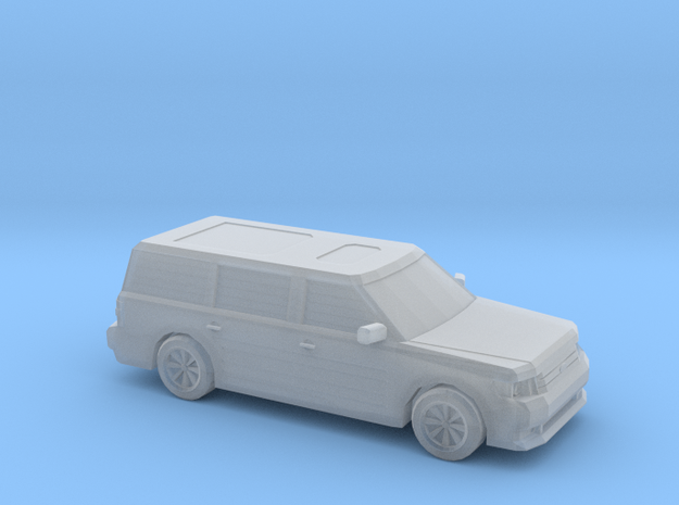 1/64 2011 Ford Flex in Smooth Fine Detail Plastic