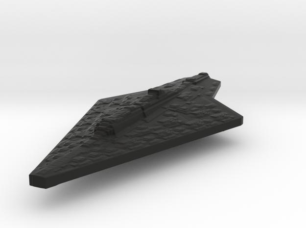 Assertor-Class star dreadnought -BLACK,WHITE,STEEL