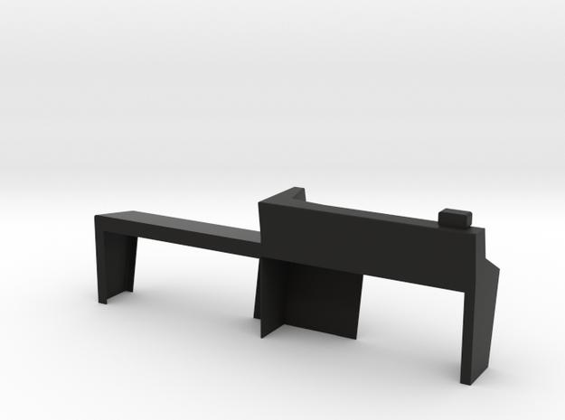 Pupitre UT 440R in Black Natural Versatile Plastic